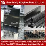 [رهس] فولاذ مستطيلة مجوّفة قسط [ستيل بيب] في 10-700 قطر