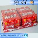Pellicola di Shrink dell'animale domestico/pellicola di stirata per la pellicola di stampa dello Shrink di calore di imballaggio per alimenti
