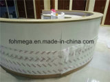 Meio Round Customized Solid Surface Counter (FOH-SSC1)