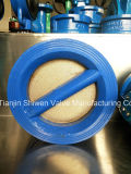 Di Body Wafer Check Valve