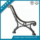 Gg20ねずみ鋳鉄の鋳造の庭のベンチの足