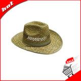Chapéu de palha oco Chapéu de palha de precipitação Chapéu de palha Chapéu de vaqueiro