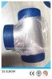Bw van het roestvrij staal Wp317 het Naadloze T-stuk van de Norm met Plastic GLB