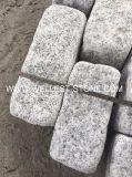 G603 옥외 포장 프로젝트를 위한 자연적인 화강암 포석 자연적인 넘어진 화강암 벽돌