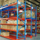 Het zware Rek van de Pallet van het Pakhuis van het Metaal van het Staal van het Frame en Opschortend Systeem