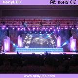 P4.81 LED pour l'intérieur de l'écran d'affichage vidéo des événements