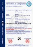 Incinerador de descarte de injeções mais popular com certificado Ce