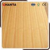 家具のための直線花AAA AAの等級のチークの合板