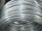 Fio galvanizado do fio Q235 de aço e fio de aço de MERGULHO quente