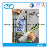 Freie Nahrungsmittelverpackungs-Plastiktaschen auf Rolle