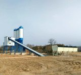 Planta de tratamento por lotes concreta do fabricante 60m3/H de China