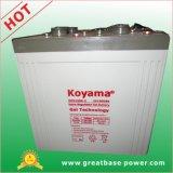 Высокое Capacity 1500ah 2V Solar Power Energy Deep Cycle Gel Battery