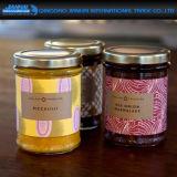 Опарник качества еды стеклянный для меда, хранения варенья