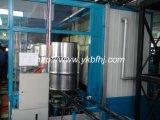 Quarto automático da pintura de pulverizador para a linha de produção de aço do tambor 55 galões