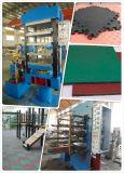 유압 고무 지상 도와 압박/고무 매트 가황기 또는 고무 벽돌 만들기 기계