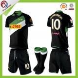 Nuevo fútbol a granel Jersey del diseño 2017 y nuevas camisas del fútbol del OEM con el balompié Jersey de la sublimación