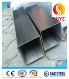 Tubo rotondo del tubo del quadrato dell'acciaio inossidabile