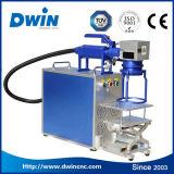 Bewegliche Minifaser-Laser-Metallmarkierungs-Service-Maschine für Verkauf
