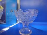 Articolo da cucina di vetro Sdy-F00631 della ciotola della chiavetta della ciotola di vetro del gelato