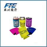 Kundenspezifisches Firmenzeichen-bunte Dosen-Kühlvorrichtung-stämmiges Halter-Neopren Koozie