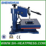 Nouveau design Shenghua 2016 Mini-T-shirt de la chaleur Appuyez sur la machine