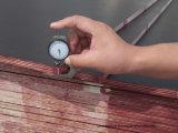 Madeira compensada enfrentada película para o uso da construção, madeira compensada do molde