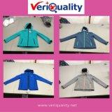 Куртки куртки инспекционной службы контроля качества в бедной, Цзяньси