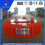 Separatore a magnete permanente del ferro di Rcdb/separatore magnetico del ferro/separatore magnetico di sollevamento per il nastro trasportatore