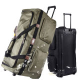 Мешок для напольного, перемещая, компьтер-книжка перемещения вагонетки багажа