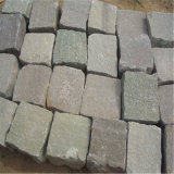 安く自然な緑色の砂岩