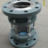 Het sanitaire Glas van het Gezicht van het Roestvrij staal voor Olie, Vloeistof, Stoom