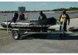 Шлюпка/воискаа Aqualand 16FT полужесткие раздувные спашут/резиновый шлюпка (470)