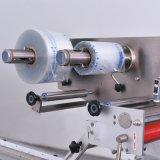 Горизонтальная машина упаковки пробки Aluninum шарнира двери мешка подачи квадратная с Ce одобряет