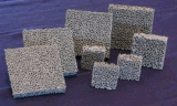 Sic Ceramic Foam Filter per Metal Filtration