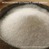 кристалл Msg мононатриевого глутамата мешка 25kg белый (60mesh)
