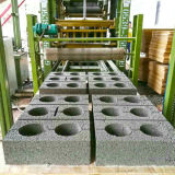 Hydraulischer gepresster Betonstein Qty6-15, der Maschine herstellt