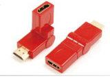 V2.0, cavo rotativo supplementare di grado HDMI della spina 180 di HD