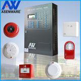 GSMのモジュールが付いているアドレス指定可能な火災報知器のコントロール・パネル