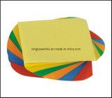 Спиральн бумажный кубик памятки для выдвиженческого подарка