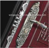 Portello di entrata d'acciaio del ferro del metallo di migliore obbligazione esterna di qualità (W-S-132)