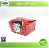 Alimento Container, Happypack Take Away Box, Food Box con Beautiful Design