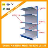 Supermercado esencial: Estante de la góndola del estante del supermercado con alta calidad