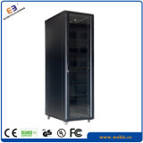 Стеклянный шкаф сети двери с границей дуги Perforated