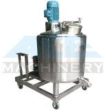 Les mesures sanitaires, type carré en acier inoxydable émulsifiant pour réservoir de lait (l'ACE-JBG-E7)