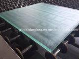 Antibeleg-ausgeglichenes Fußboden-Glas