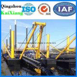 Kaixiang 판매를 위한 직업적인 유압 강 모래 CSD450 준설선