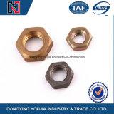 Fermeture à noix hexagonale en acier inoxydable