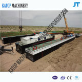 14 Zoll-Sand-Bergbau-Bagger mit dem 350 mm-Rohr