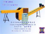 Máquina de rasgo de pano/máquina de estaca feita em China