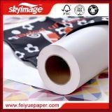 """Anti-Curl 63"""" 45g Papel de Transferência por sublimação de tinta de secagem rápida"""